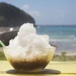 変り種かき氷の楽しみ方